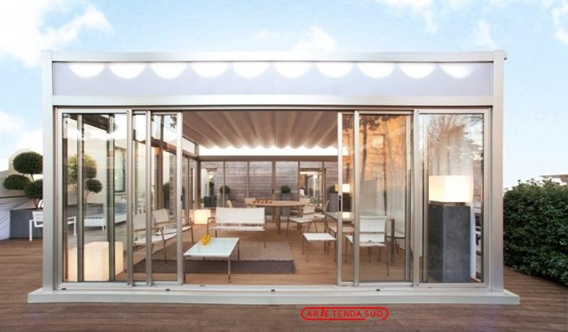 Best Giardino D Inverno In Terrazza Gallery - Design Trends 2017 ...